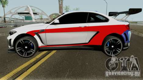 BMW M2 Special Edition From Asphalt 8: Airbone для GTA San Andreas вид слева