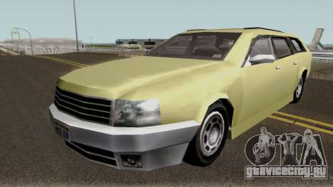New Stratum для GTA San Andreas