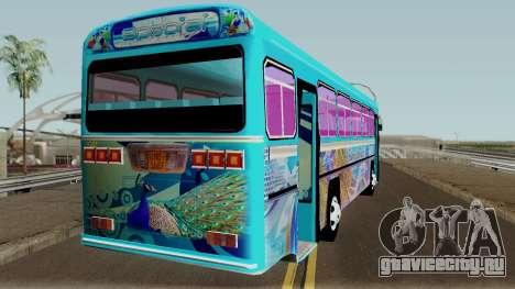 Monara Patikki для GTA San Andreas вид справа