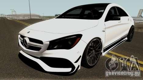 Mercedes-Benz CLA 45 AMG HQ для GTA San Andreas