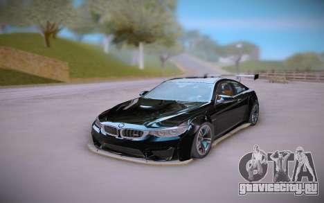 BMW M4 Coupe Sport для GTA San Andreas