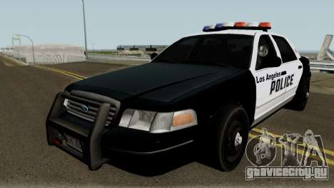 Ford Crown Victoria Police 2003 HQ для GTA San Andreas