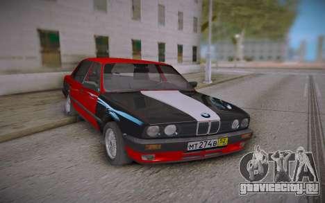 BMW M30 для GTA San Andreas