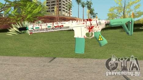 Carbine Mk.2 (Biohazard) GTA V для GTA San Andreas
