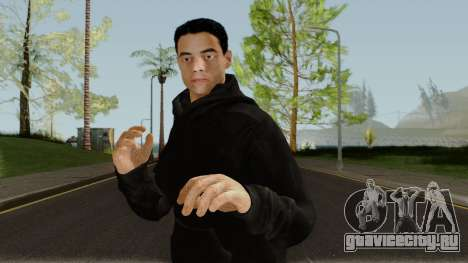 Mr Robot Elliot Alderson - Rami Malek для GTA San Andreas