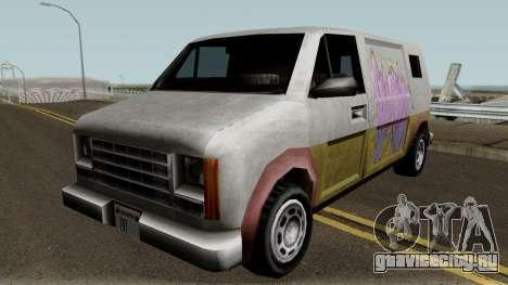 New Burrito для GTA San Andreas