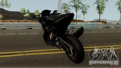 Honda CBR 500R Modified 2016 для GTA San Andreas