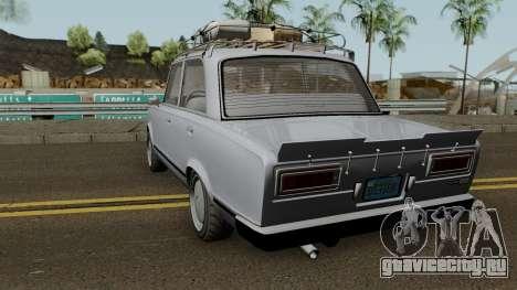 RUNE Cheburek GTA V IVF для GTA San Andreas