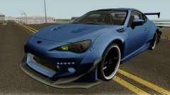 Subaru BRZ RocketBunny 2013 для GTA San Andreas