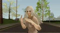 Lili Takken7 Updated (Blonde) для GTA San Andreas
