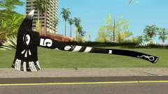 Hatchet Mod GTA V для GTA San Andreas