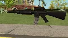 M16A4 CQC для GTA San Andreas
