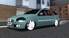 Fiat Palio Weekend для GTA San Andreas