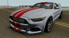 Ford Mustang GT 2014 для GTA San Andreas