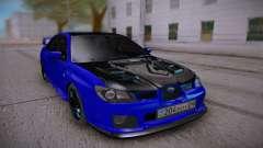 Subaru Impreza WRX STi Sedan для GTA San Andreas
