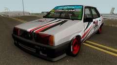 VAZ 21099 Terminal Motorsport для GTA San Andreas