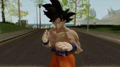 DBXV2 Goku and MUI