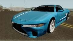 BlueRay Infernus LS500-F