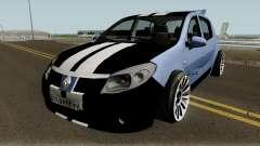 Renault Sandero Sportiran для GTA San Andreas