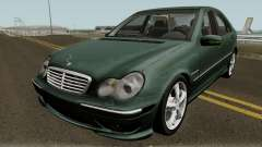 Mercedes-Benz C-Klasse W203 C32 (US-Spec) для GTA San Andreas
