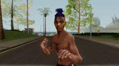 XXXTentacion Skin для GTA San Andreas