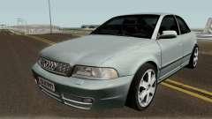 Audi S4 TR для GTA San Andreas