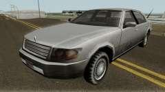 Lincoln Town Car (SA Style) V1 для GTA San Andreas