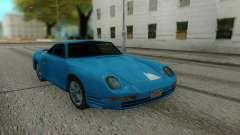 Porshe 959 87 Sastyle для GTA San Andreas