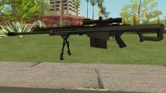 New Sniper Rifle Black для GTA San Andreas