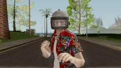 Skin Random 92 (Outfit PUBG) для GTA San Andreas