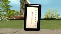 Tablet Canaima для GTA San Andreas