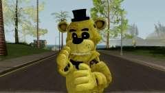 FNaF Golden Freddy для GTA San Andreas