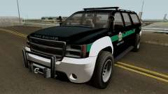 Park Ranger Granger GTA 5 для GTA San Andreas