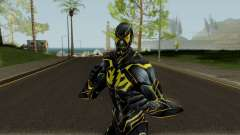 Black Racer (Flash God) From DC Unchained для GTA San Andreas