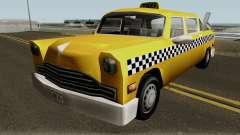 New Cabbie для GTA San Andreas