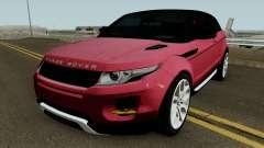 Land Rover 2015 для GTA San Andreas
