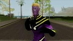 Marvel Heroes Human Torch 2099 (Distopic Future) для GTA San Andreas
