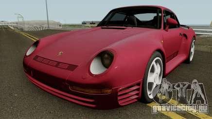Porsche 959 Sport 1988 для GTA San Andreas