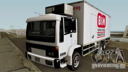 Bim Kamyon Modu (New DFT30 Mod) для GTA San Andreas