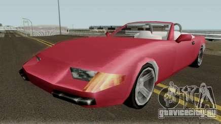 New Windsor для GTA San Andreas