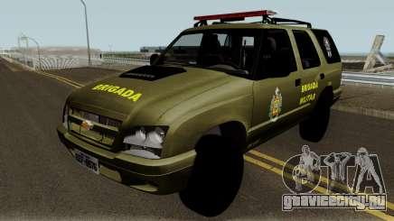Chevrolet Blazer Brasilian Police для GTA San Andreas