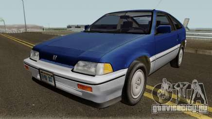 Honda CRX (84-87) для GTA San Andreas