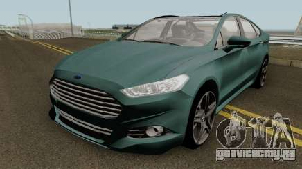 Ford Fusion Styling Package 2014 для GTA San Andreas