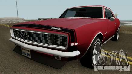 Chevrolet Camaro Z28 Buddy Repperton v1.0 1967 для GTA San Andreas