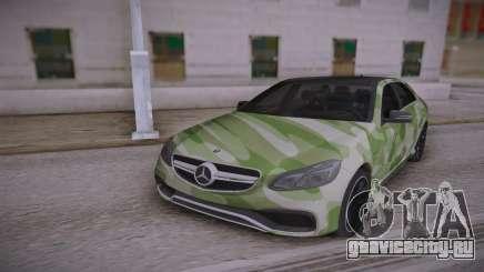 Mercedes-Benz E63 W212 SAMG для GTA San Andreas