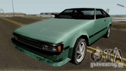 New Jester 82 для GTA San Andreas