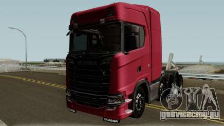 Scania Next Generation S730 V8 для GTA San Andreas