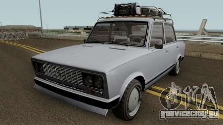 RUNE Cheburek GTA V IVF HQ для GTA San Andreas