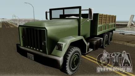 New Barracks IVF для GTA San Andreas