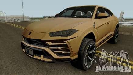 Lamborghini Urus 2018 IVF для GTA San Andreas